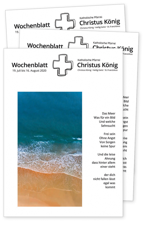 Wochenblatt Christus König, Osnabrück